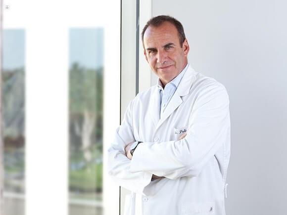 Dr. Vicente Paloma. Dirección médica