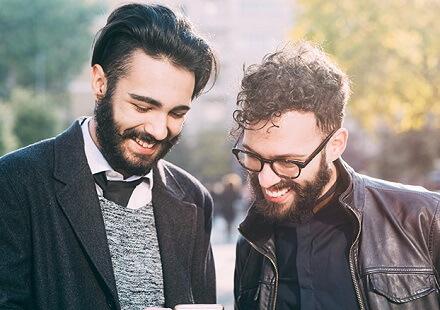 injerto capilar barba